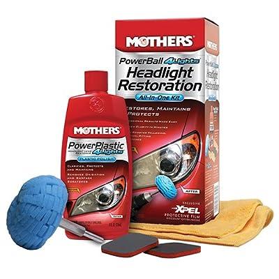 Mothers PowerBall 4Lights Headlight Restoration Kit