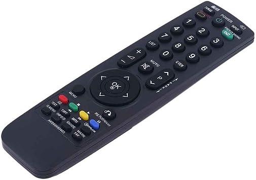 InisIE Para el Control Remoto Universal LG AKB69680403 reemplazo Televisión TV para la mayoría de TV: Amazon.es: Electrónica