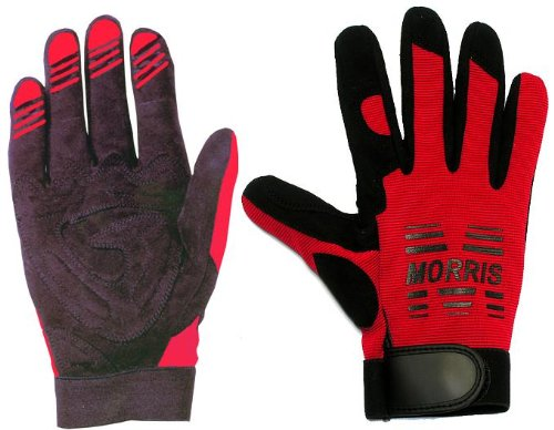 Shock Absorption Glove Gloves - 8