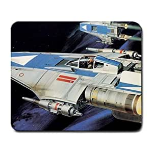 Star Wars Funny & Cute Rectangle Mouse Pad Joie 100
