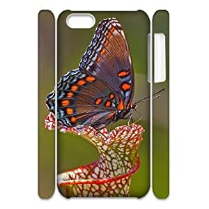 LJF phone case Butterfly Custom 3D Cover Case for iphone 6 4.7 inch,diy phone case ygtg524138