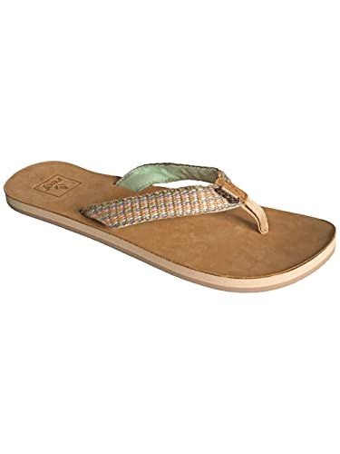 a49c0c2f4242 Reef Women s Gypsylove Lux Flip-Flop  Amazon.co.uk  Shoes   Bags