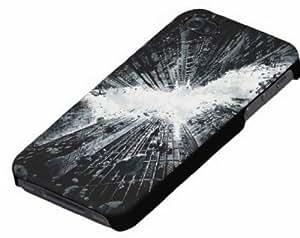 iPhone 6 4.7 accessory hard back cover case with batman poster style background Kimberly Kurzendoerfer