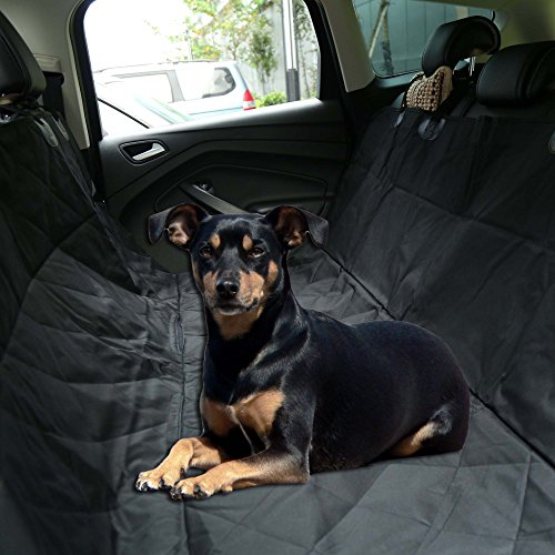 Dog Seat Cover Waterproof Non Slip Pet D...