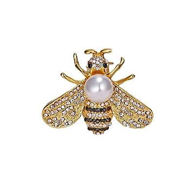 MMYY broches para Ropa Mujer Beetle Broche Traje Abrigo De ...