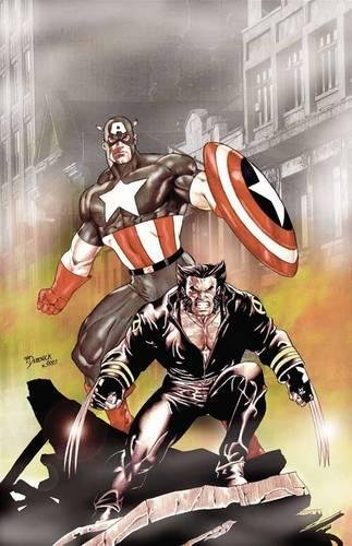 Download Wolverine & Captain America ebook