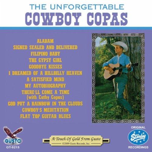 Amazon.com: God Put A Rainbow In The Clouds: Cowboy Copas