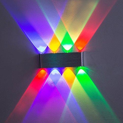 Il monitor al posto letto muro luce abitacolo scala ridor lampada da parete LED 8W per corridoio Lounge Camere Camere Bagno piano stanza dei bambini