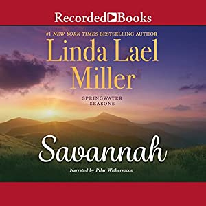 Savannah Audiobook