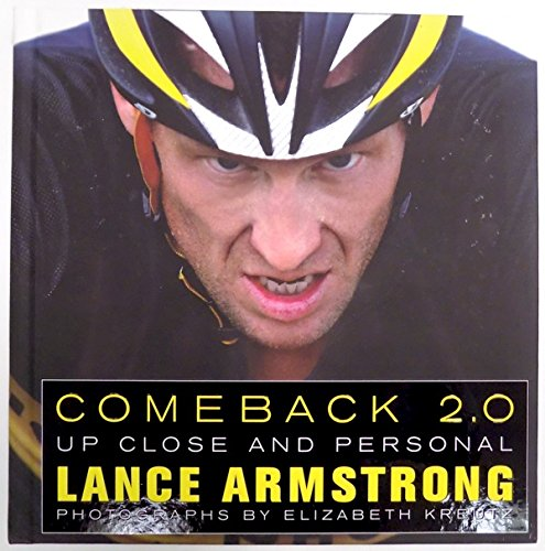 Sports Integrity 14760 Lance Armstrong Signed Comback 2.0 Book