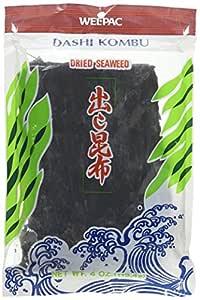 WEL-PAC Dashi Kombu Dried Seaweed (Pack 1)