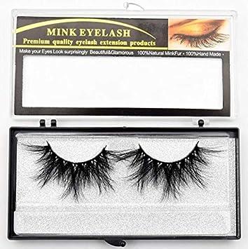 334764e1329 Amazon.com : Eyelashes Mink Eyelashes Criss-cross Strands Cruelty Free High  Volume Mink Lashes Soft Dramatic Eye lashes E80 Makeup (E89) : Beauty