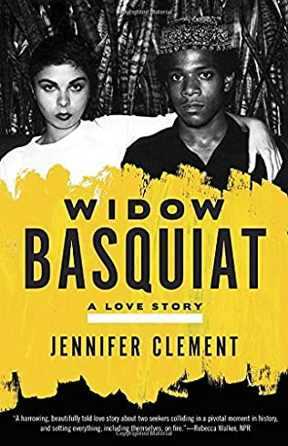 book cover of Widow Basquiat