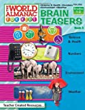 Brain Teasers from the World Almanac(R) for Kids, Book 3, Debra Housel, 0743937848