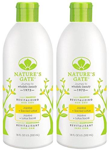 Nature's Gate Jojoba Revitalizing Shampoo for Damaged Hair,