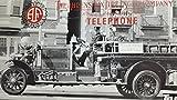 Telemania Fire Engine Phone