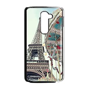 Eiffel Tower With Whirligig Fashion Personalized Phone Case For LG G2 by ruishernameMaris's Diary