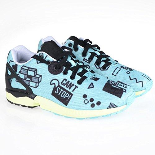 adidas ZX Flux Herren Sneakers Türkis