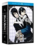 Black Butler: Complete 2nd Season (Limited Edition, Blu-ray/DVD Combo)
