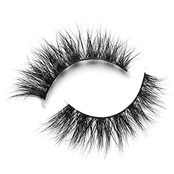 8e7f8ebe9cb Lilly Lashes 3D Mink MakeupBySamuel | False Eyelashes | Dramatic Look and  Feel | Invisible Band