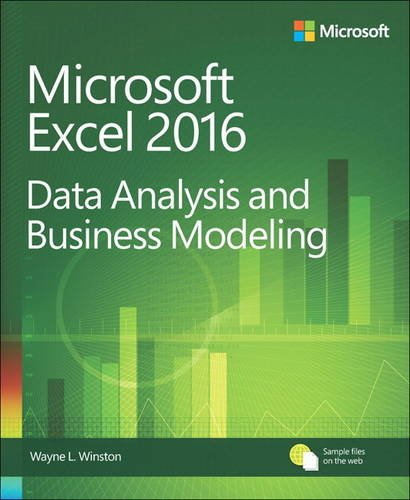 Price comparison product image Microsoft Excel Data Analysis and Business Modeling (5th Edition)