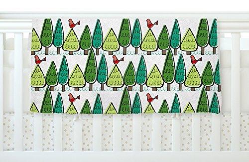 KESS InHouse Holly Helgeson Vintage Christmas Holiday Pattern 30 x 40 Fleece Baby Blanket 40 x 30 [並行輸入品]   B077ZVCJVL