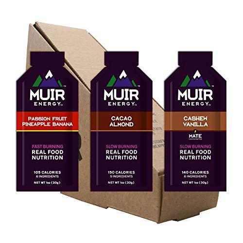 Muir Energy Variety Pack, 12-Count
