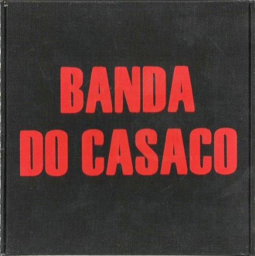 Price comparison product image Banda Do Casaco Vol. 2 [3CD+DVD] Wooden Box Set [DELUXE EDITION] 2013