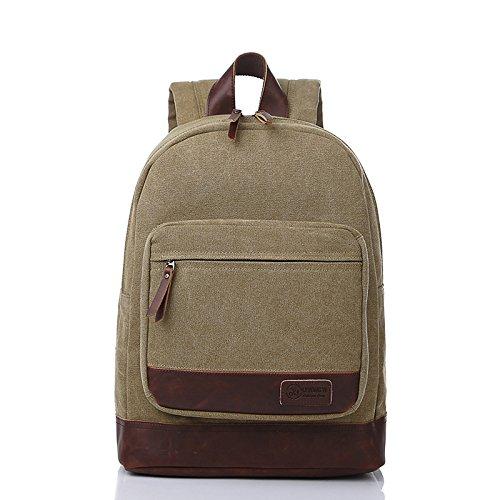 SZH Rucksack Laptop Rucksack Daypack für die Schule Arbeiten Wandern