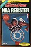 img - for Official NBA Register, 1993-1994 book / textbook / text book