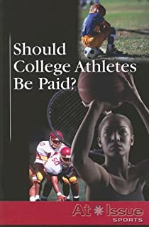 college athletes should get paid to play Scholarships should be enough for athletes, thats more than what most students get most of the money the school gets goes to the athletic board for equipment and trainers the athletes play for the love of the game, not to be paid.