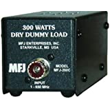 MFJ Enterprises Original MFJ-260C Dummy Load, 300 Watt, 0-65 MHz, Dry