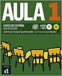 Aula 1 Nueva edición A1 - Libro del alumno Ele - Texto