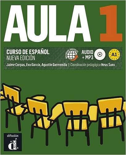 Epub Gratis Aula 1 Nueva Edición (a1) - Libro Del Alumno