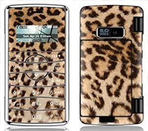 Leopard Print Skin for LG enV2 enV 2 Phone