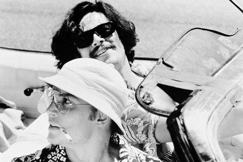 Johnny Depp in Fear and Loathing in Las Vegas 24x36 - Johnny Las In Depp Vegas