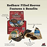 Redbarn Filled Hooves-Cheese n' Bacon for Dogs