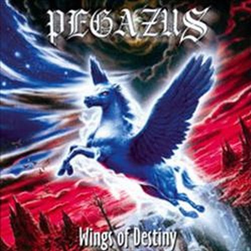 Pegazus: Wings of Destiny  (Remastered+Bonus Tracks) (Audio CD)