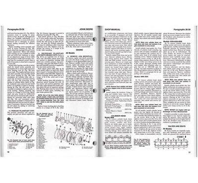john deere x360 service manual
