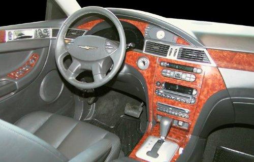 Marvelous Amazon.com: CHRYSLER PACIFICA INTERIOR BURL WOOD DASH TRIM KIT SET 2004 2005  2006 2007 2008: Automotive