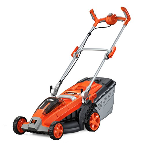 Redback 16 Inch 40V Cordless Li-ion Lawn Mower Kit by Redback