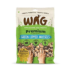 Green Lipped Mussels, Grain Free Hypoallergenic Natural Australian Made Dog Treat Chew, Perfect for Training Click on image for further info.