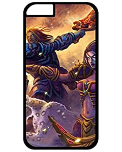 James J. Metroid's Shop Lovers Gifts 5626749ZB983927150I6 For iPhone 6 Tpu Phone Case Cover(World Of Warcraft)