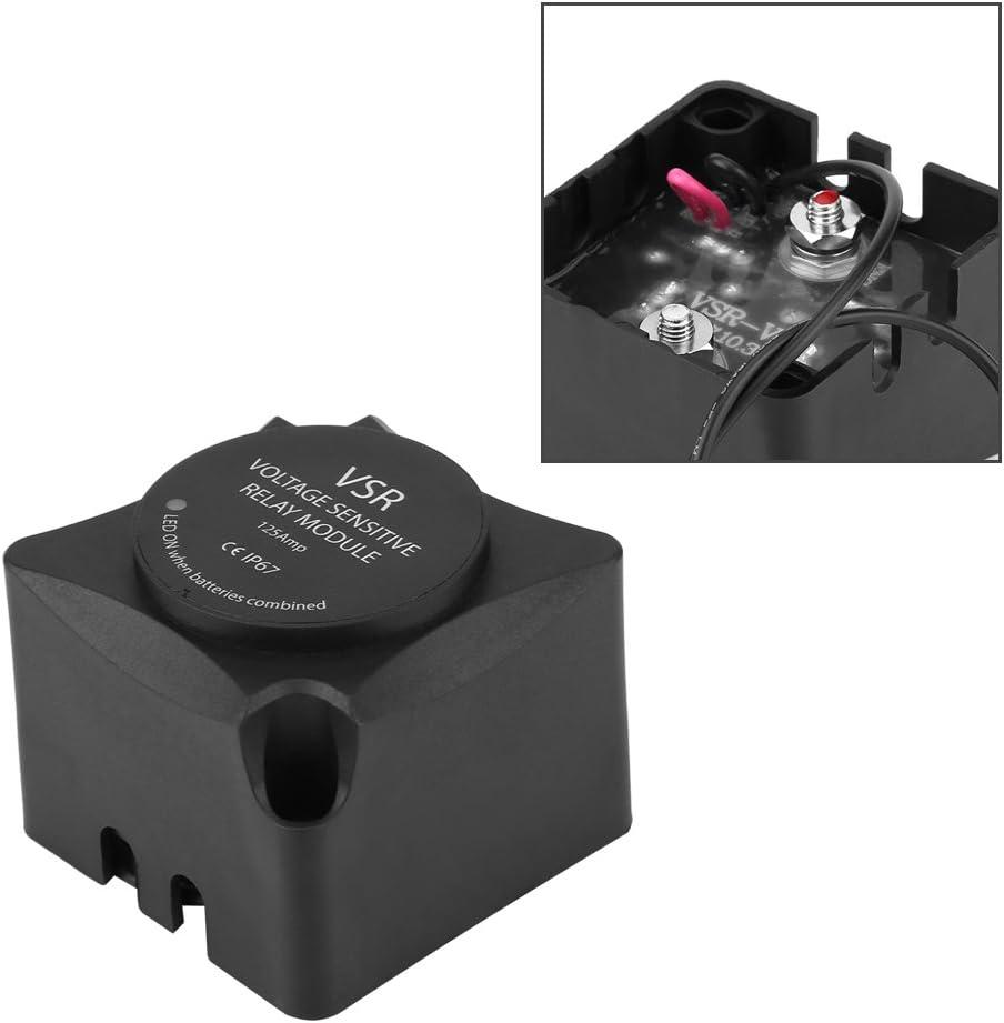 Relais de charge automatique Relais de tension de charge Relais sensible de charge pour voitures VSR