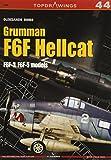 img - for Grumman F6F Hellcat: F6F-3, F6F-5 Models (TopDrawings) book / textbook / text book