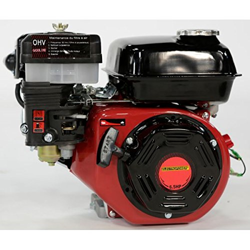 Verbrennungsmotor, 6,5PS, Benzin, 4-Takt-Motor OHV
