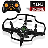 Taotuo Mini RC Quadcopter Drone Toys for Kids with 2.4G 6-Axis Gyro Headless Mode 3D Flip Remote Control Helicopter