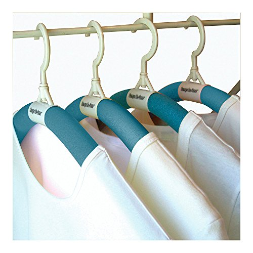 Bumps Be-Gone Hangers by Luxury Living