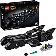 LEGO DC Batman 1989 Batmobile 76139 Building Kit, New 2020 (3,306 Pieces)