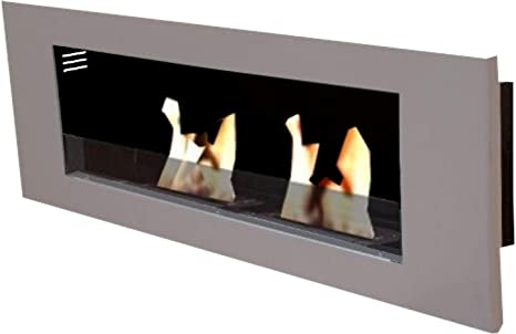 gaixample.org Fireplaces DIY & Tools Black Ethanol and Gel Fire ...